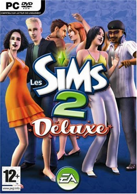 Les Sims 2 Deluxe  Les Sims Wiki  Fandom Powered By Wikia