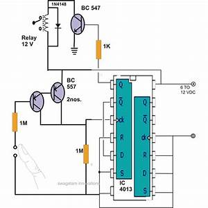 Understanding Ic 4013 Pin-outs And Specifications
