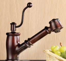 kitchen faucet styles vintage style kitchen faucet from mico the seashore faucet line