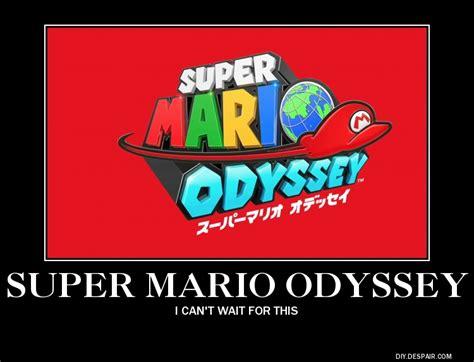 Super Mario Odyssey Memes - super mario odyssey motivational poster by xxpoisonous2000xx on deviantart