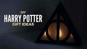 DIY: Gift Ideas for Harry Potter Lovers - YouTube