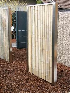 Garten Sichtschutz Bambus : bambus sichtschutz 180 x 90 cm ~ A.2002-acura-tl-radio.info Haus und Dekorationen