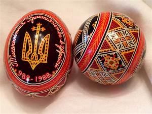 pysanky ukrainian easter eggs pictures cbs news