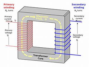 Signal Transformer Electrical Diagram