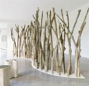 Décoration Murale En Bois : la d coration en bois des id es et des exemples ~ Dailycaller-alerts.com Idées de Décoration