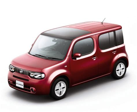 Nissan Cube Kia Soul 39 S Main Competitor Hits The Streets