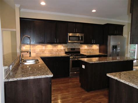 Brand New Huge Kitchen With Island  Vision Pointe Homes