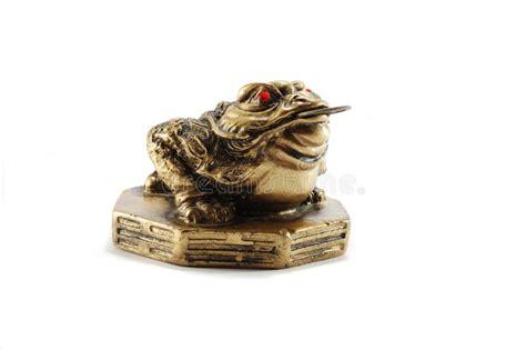 geld anziehen feng shui chinesisches feng shui geld frosch symbol des reichtums stockfoto bild esoterica f 252 lle