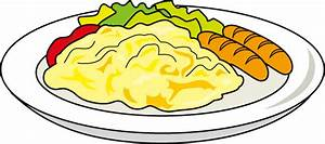 Scrambled Egg Clipart - ClipartXtras