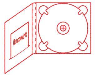 digipack box template cd dvd digipak template download