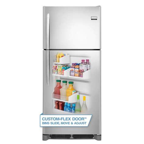 Frigidaire Gallery 20 cu ft Top Freezer Refrigerator in