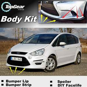 S Max Tuning : bumper lip deflector lips for ford s max smax s max front ~ Kayakingforconservation.com Haus und Dekorationen