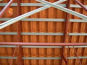 Toiture Metallique Pour Maison : toles de toitures et bardage valence cout travaux ~ Premium-room.com Idées de Décoration