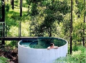 amenager une piscine hors sol cobtsacom With terrasse piscine semi enterree 0 installation dune piscine hors sol gre youtube
