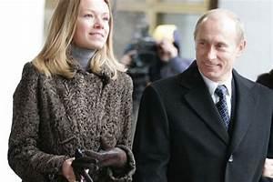 Who are Vladimir Putin's daughters?
