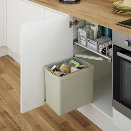 Single compartment bin   Kitchen waste management