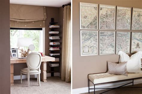 Taupe Interior Design : Color+inspiration