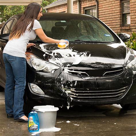 amazoncom rain   spot  car wash  fl oz automotive