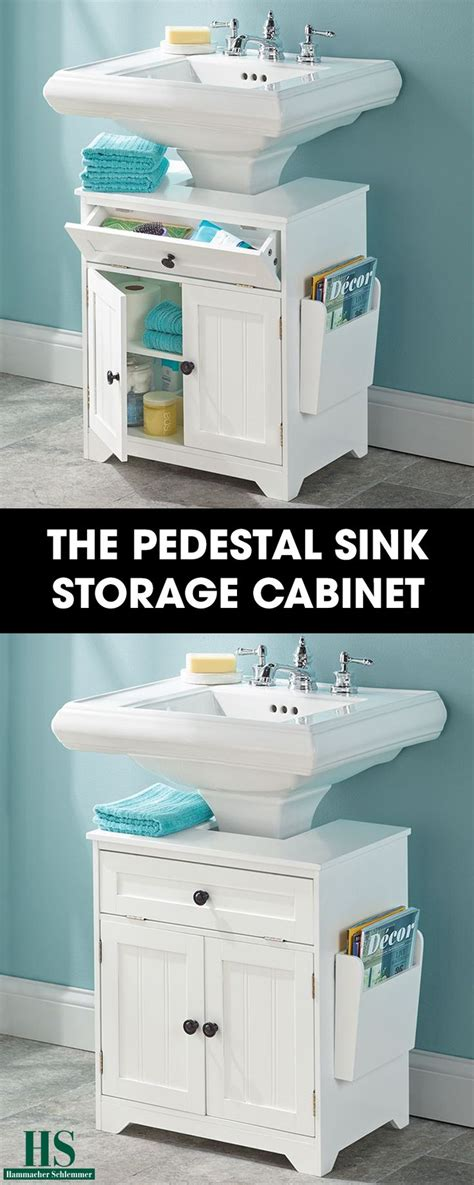 ideas  pedestal sink bathroom  pinterest