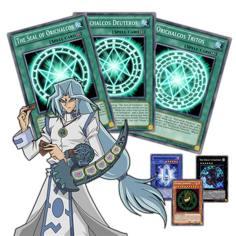 Yugioh Seal Of Orichalcos Deck List by Dartz King Of Atlantis Deck