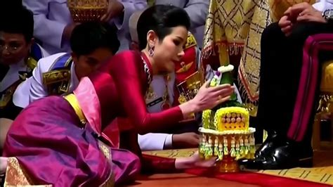 Sineenat, who is the king's former bodyguard, was given the title of chao khun phra meaning royal noble consort during the ceremony which marked his birthday. Thailand royal consort: How did Sineenat Wongvajirapakdi ...