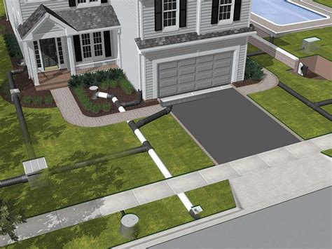 drainage solution drainage solutions smoot landscapes