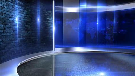 virtual tv studio backgroundvirtual stock footage