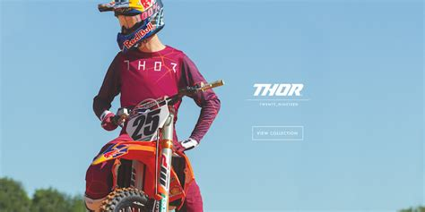thor mx launches  collection
