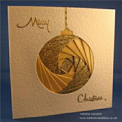 natalie naisbitt iris folding sample christmas cards