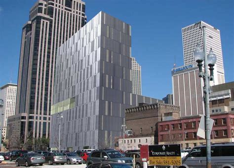 poydras residential tower building   orleans