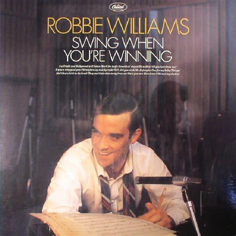 Robbie Williams Swing When You Re Winning by Robbie Williams Swing When You Re Winning Vinyl At Juno