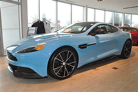 For Sale 2014 Aston Martin Vanquish Featured On Top Gear