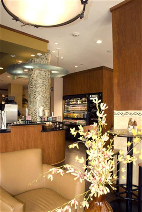 Embassy Cabinets by Bonier Embassy Suites Market Bistro Starbuck S Complete