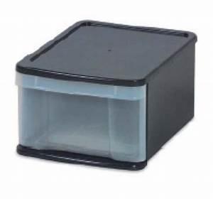 Tiroir Plastique Empilable : code fiche produit 9255182 ~ Edinachiropracticcenter.com Idées de Décoration