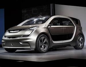 Fiat Chrysler Automobiles : fiat chrysler debut concept electric minivan at ces 2017 ~ Medecine-chirurgie-esthetiques.com Avis de Voitures