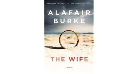 Burke's 'The Wife' is solid domestic thriller - The Malta ...