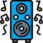 Speakers Icons