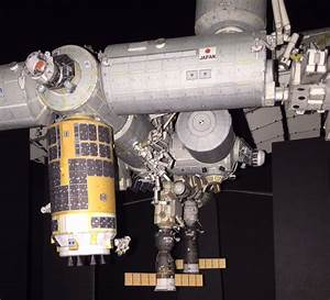 International Space Station Model - AXM Paper Space Scale ...