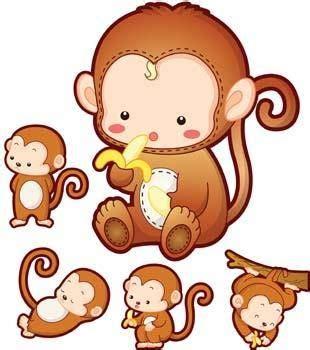 monkey 10 free vector 4vector