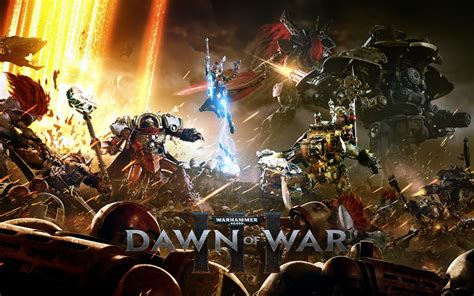 wallpaper warhammer   dawn  war iii