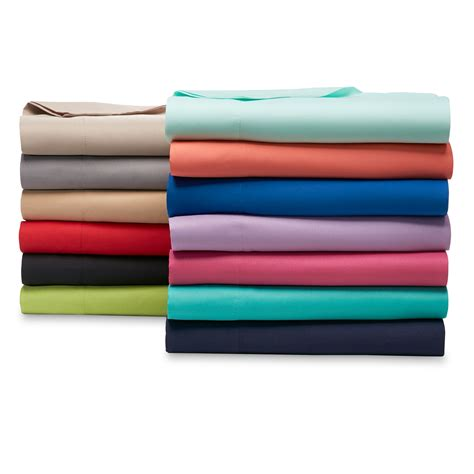 Sears Bed Sheets by Cannon Microfiber Sheet Set Home Bed Bath Bedding