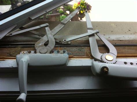 window crank replacement window repair man