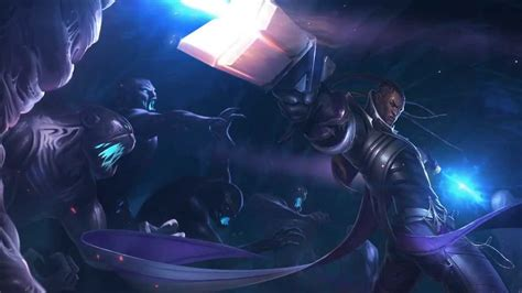 Lucian Animated Wallpaper - lucian the purifier s resolve