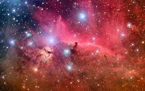 ORIONS BELT AND THE HORSEHEAD NEBULA, BELT, COLOURS ...