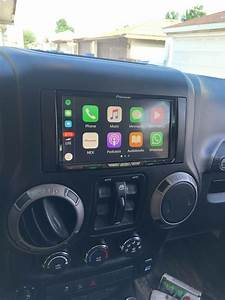Installed A New Headunit For My Jku   Carav