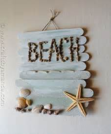 16 diy beach inspired wall art ideas shelterness