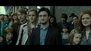 19 Years Later Scene - Harry Potter and the Deathly ...