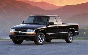 Used 2002 Chevrolet S-10 Extended Cab Pricing