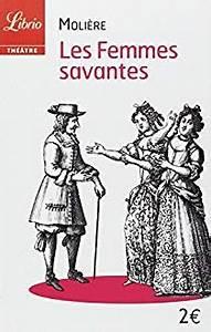 Les Femmes savantes Molière Babelio