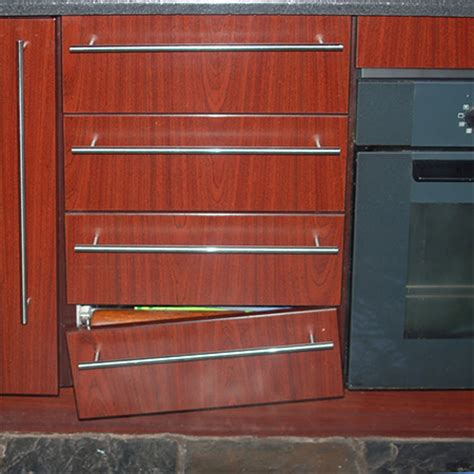 broken cabinet door replacement home dzine kitchen fix loose or broken drawer fronts
